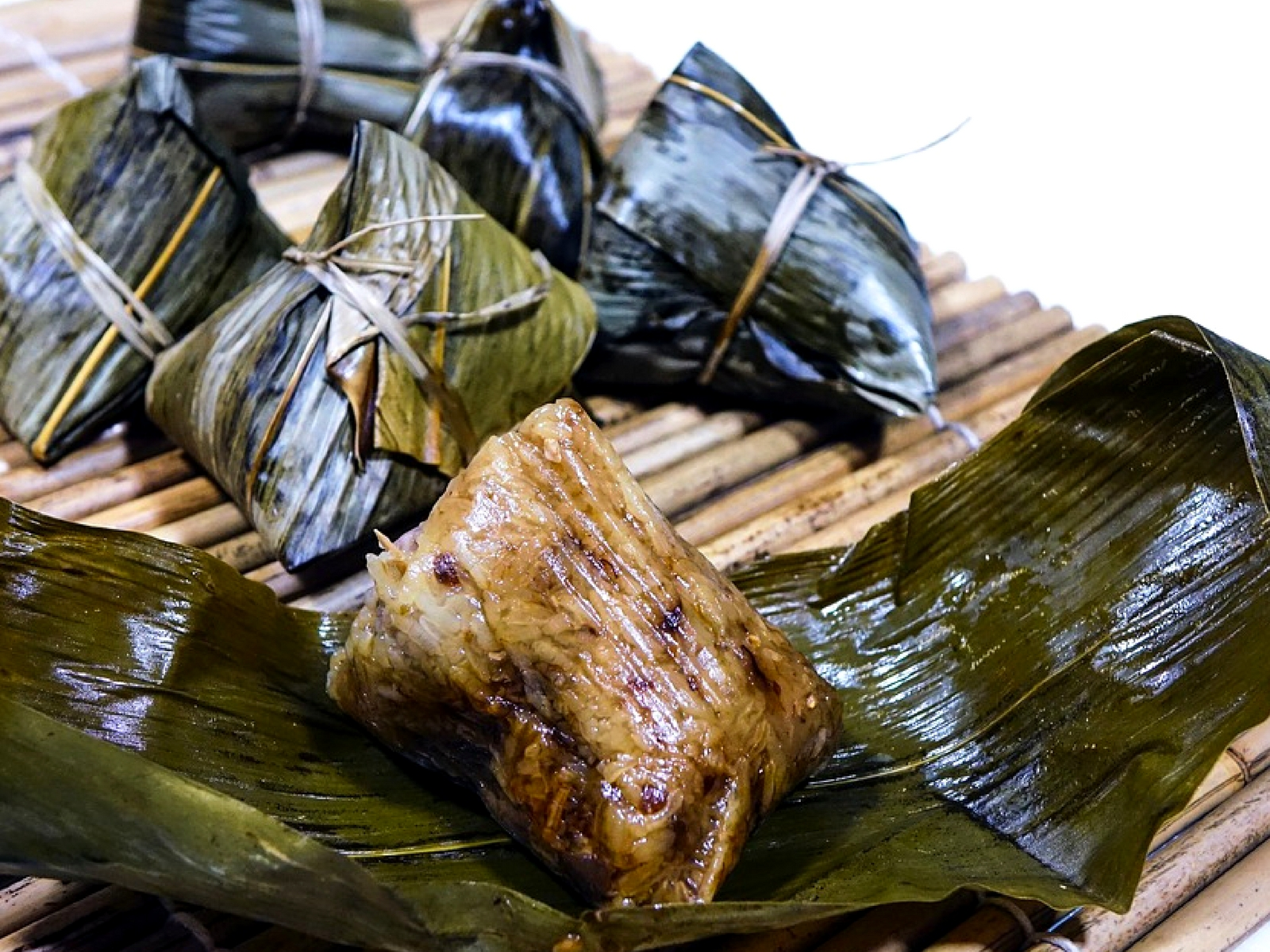 Rice Dumpling (Zongzi or zong)