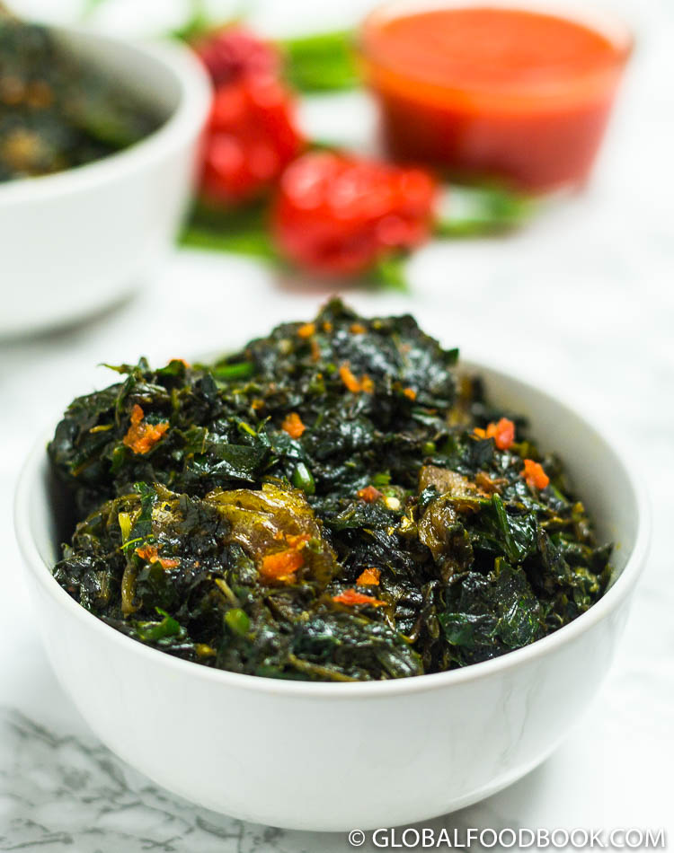 VEGETABLE SOUP (EFO RIRO)