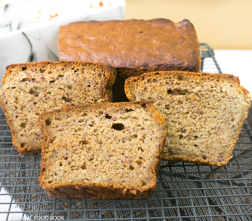 BANANA BREAD || HOW TO BAKE A BANANA BREAD